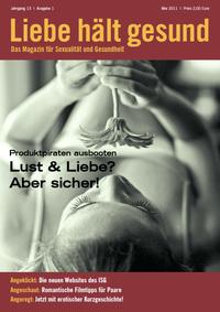 """ISG Magazin """"Liebe hält gesund"""" Ausgabe 1 2011"""